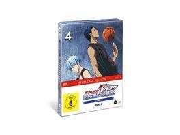 Kuroko s Basketball Season 1 Vol 4