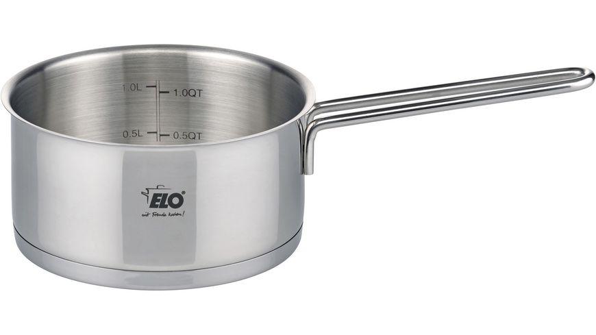 ELO Stielkasserolle Citrin ø 16cm