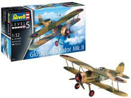 Revell 03846 Gloster Gladiator Mk II