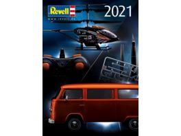 Revell 95295 Revell Katalog 2021 DE GB