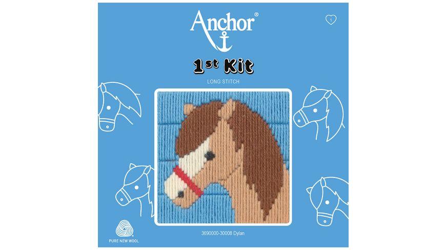 Anchor Stickset 1st Kit - Dylan, das Pony