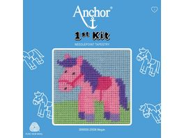Anchor Stickset 1st Kit Megan das Pony