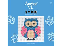 Anchor Stickset 1st Kit Zoe die Eule