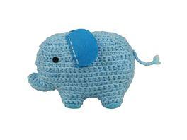 Kleiber Haekeltier Bastelset Elefant