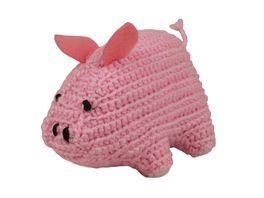 Kleiber Haekeltier Bastelset Schwein