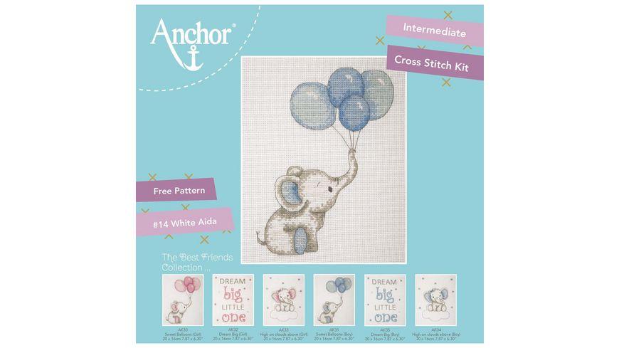 Anchor Stickset Essentials Kit - Sweet Balloons