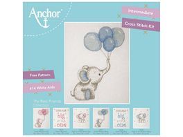 Anchor Stickset Essentials Kit Sweet Balloons