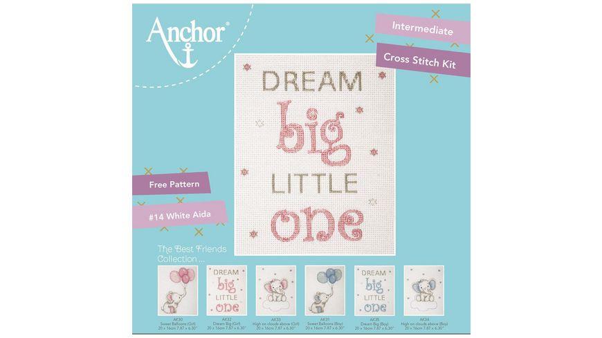 Anchor Stickset Essentials Kit - Dream Big Little One