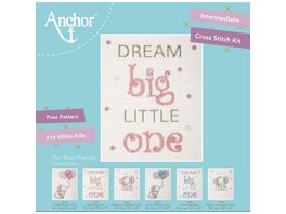 Anchor Stickset Essentials Kit Dream Big Little One