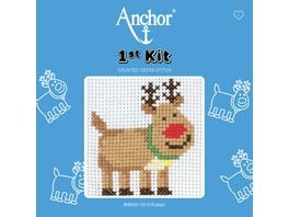 Anchor Stickset 1st Kit Rudolph Rentier
