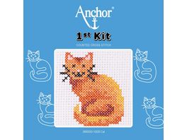 Anchor Stickset 1st Kit Katze