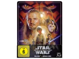 Star Wars Episode I Die dunkle Bedrohung Steelbook Edition