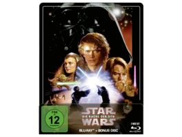 Star Wars Episode III Die Rache der Sith Steelbook Edition