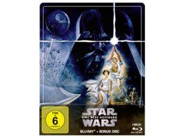 Star Wars Episode IV Eine neue Hoffnung Steelbook Edition
