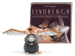 tonies Hoerfigur fuer die Toniebox Lindbergh Die abenteuerliche Geschichte einer fliegenden Maus