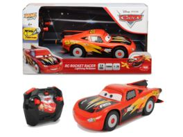 Dickie RC Cars RC ROCKET RACER Lightning McQueen mit Turbo mode