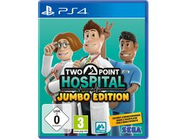 Two Point Hospital Jumbo Edition