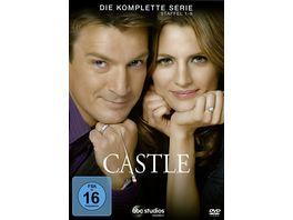 Castle Die komplette Serie 45 DVDs