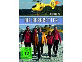 Die Bergretter Staffel 12 2 DVDs