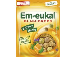 Em eukal Gummidrops Kraeuter Honig