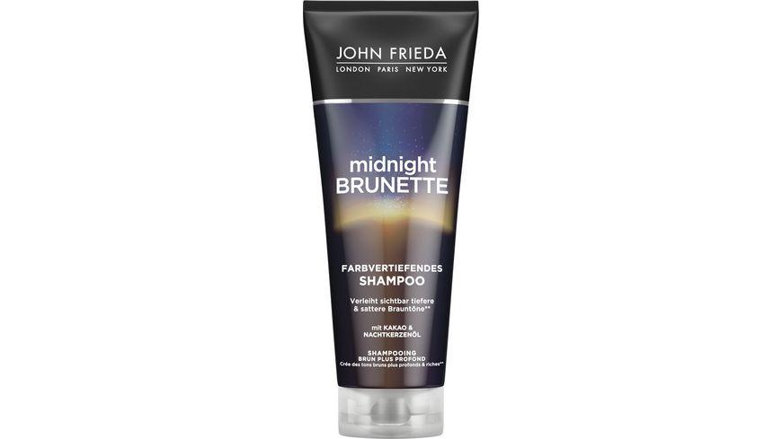 JOHN FRIEDA Midnight Brunette Shampoo