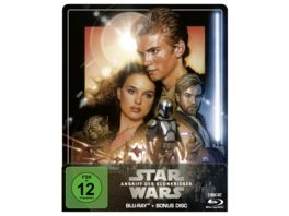 Star Wars Episode II Angriff der Klonkrieger Steelbook Edition