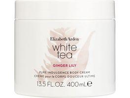 Elizabeth Arden White Tea Ginger Lily Body Cream