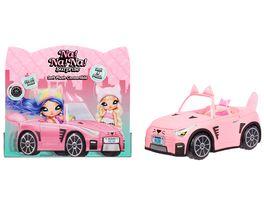 Na Na Na Surprise Pluesch Cabrio passend fuer alle Pom Dolls ca 20 cm sowie Teens ca 28 cm