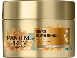 PANTENE PRO V Miracles Intense Damage Defense Haarmaske