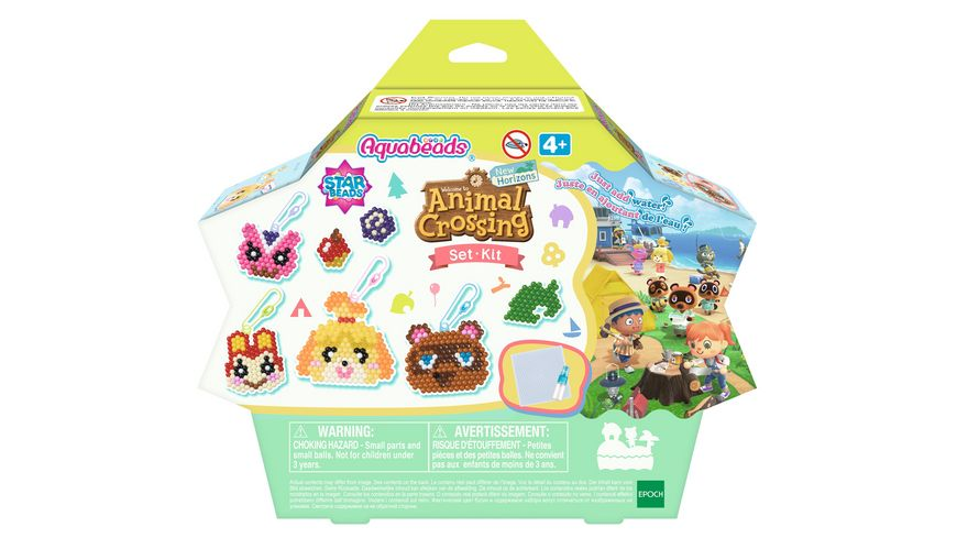 Aquabeads - Animal Crossing™: New Horizons Figurenset