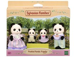 Sylvanian Families Panda Familie