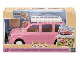 Sylvanian Families Familienauto mit Picknickzubehoer