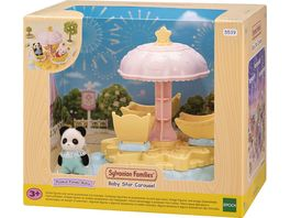Sylvanian Families Baby Sternenkarussell