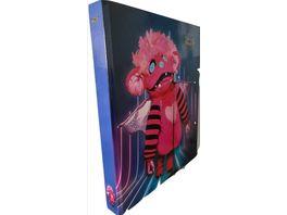 PAGNA Ringbuch A4 2 Ringe Masked Singer