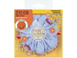 Invisibobble Haargummi Sprunchie Flores Bloom Hola Lola