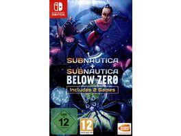 Subnautica Subnautica Below Zero
