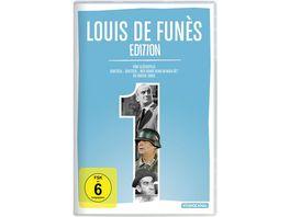 Louis de Funes Edition 1 3 DVDs