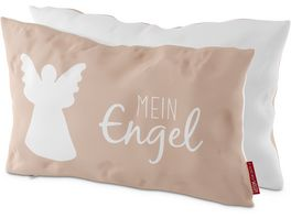 Geschenk fuer Dich Kissen 25x40cm Mein Engel