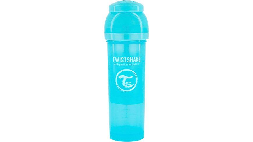 Twistshake Anti-Koliken Babyflasche Pastell Blau 330ml