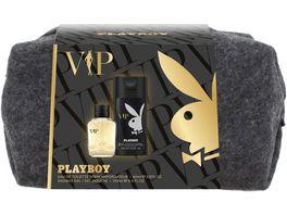 PLAYBOY MAN VIP Geschenk Packung inkl Kosmetiktasche