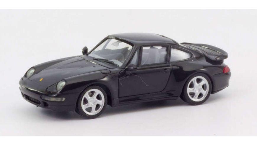 Herpa 021890-002 - Porsche 911 Turbo (993) 1:87