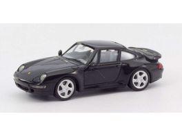 Herpa 021890 002 Porsche 911 Turbo 993 1 87