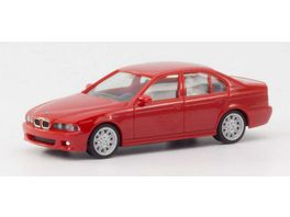 Herpa 022644 002 BMW M5 rot 1 87