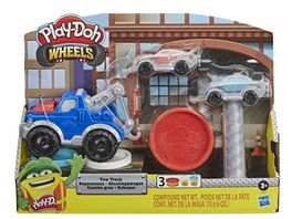 Hasbro Play Doh Wheels Abschleppwagen