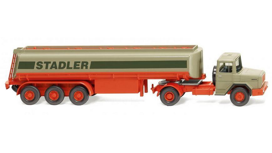 "WIKING 078006 -  1:87 Tanksattelzug (Magirus Deutz) ""Stadler"""
