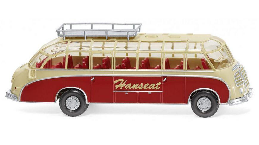 """WIKING 073003 -  1:87 Reisebus (Setra S8) """"Hanseat"""""""