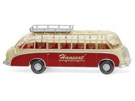 WIKING 073003 1 87 Reisebus Setra S8 Hanseat