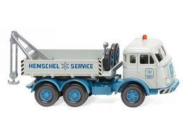 WIKING 063408 1 87 Abschleppwagen Henschel Henschel Service