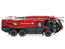 WIKING 062648 1 87 Feuerwehr Rosenbauer FLF Panther 6x6 Dortmund
