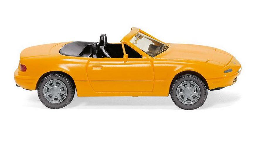 WIKING 018806 -  1:87 Mazda MX5 - melonengelb
